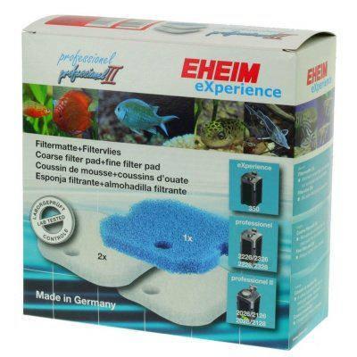Фильтрующие губки/прокладки для EHEIM professionel/eXperience eXperience 350; Набор губок / прокладок, фото 2