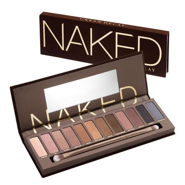 NAKED Eyeshadow Palette купить