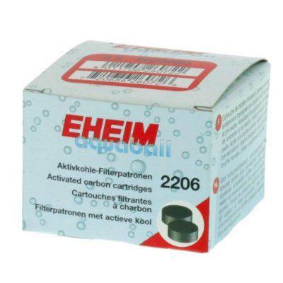 Фильтрующий картридж для EHEIM aquaball/biopower biopower 160-240 (верхний); Картридж с карбоном, фото 2