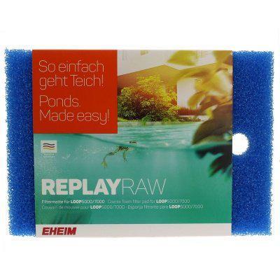 Фильтрующий материал для EHEIM LOOP5000/7000 Высоко пористая губка REPLAYRAW