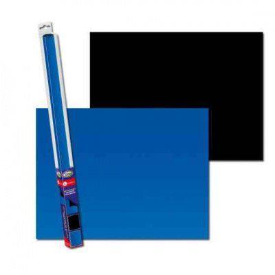 Аквариумный задний фон Синий/Черный 150x60см