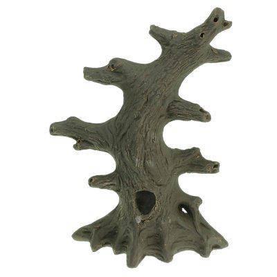 Грот керамічний Aqua Nova дерево 24x18x12 см, фото 2
