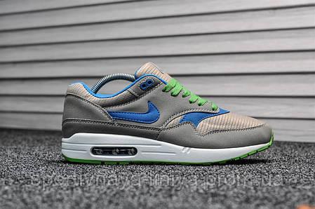 Кроссовки мужские серые Nike Air Max 87 (реплика), фото 2
