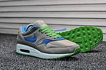 Кроссовки мужские серые Nike Air Max 87 (реплика), фото 3
