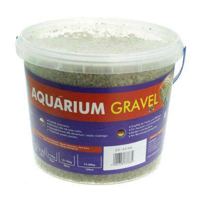 Грунт для аквариума Aqua Nova NCG-5 RIVER 2-4mm 5кг, фото 2