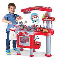 Детский игровой набор Кухня 008-82(с вытяжкой)
