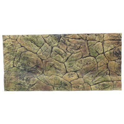 Фон плоский скала для аквариума ATG line 100x50см