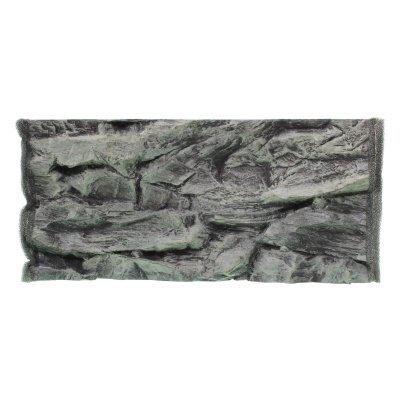 Фон скала серая для аквариума ATG line 60x30см
