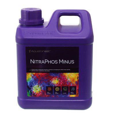 Удаления нитратов и фосфатов Aquaforest NitraPhos minus 2л, фото 2