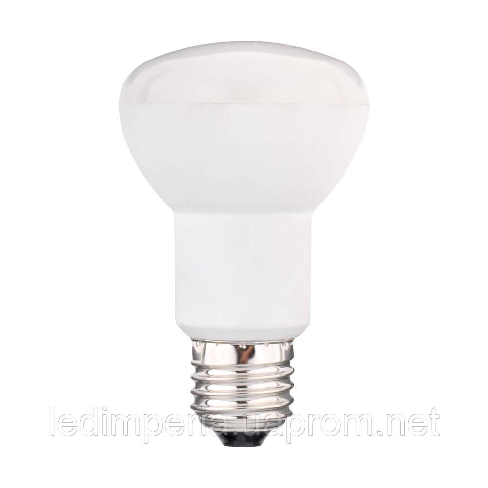 Лампа светодиодная Electrum R63 LR-24 8W E27 2700K алюмопласт. корп.
