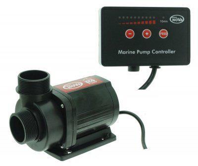 Циркуляционный насос Aqua Nova N-RMC 5000 с контроллером