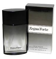 Мужская туалетная вода Ermenegildo Zegna Zegna Forte (насыщенный свежий аромат)