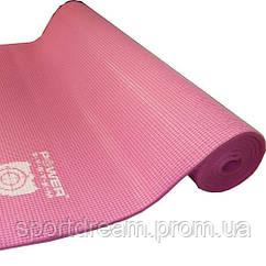 Коврик гимнастический Power System PS-4014 Fitness-Yoga Mat