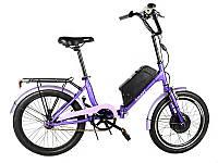 Электровелосипед АИСТ SMART20 XF15 LCD3U 36В 400Вт литиевая батарея 11Ач, фото 1