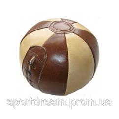 Медбол 2 кг кожа Украина