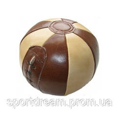 Медбол 3 кг кожа Украина