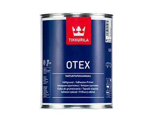 Грунт алкидный TIKKURILA OTEX адгезионный база АР 0,9л