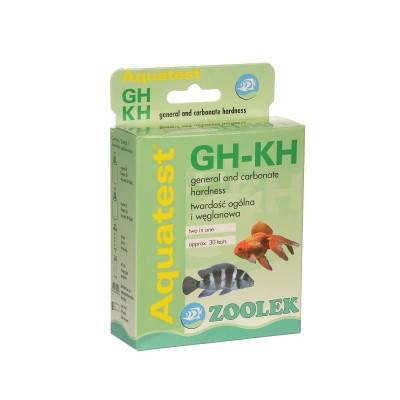 Тест жесткость воды Zoolek Aquatest GH-KH Полный комплект, фото 2
