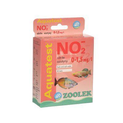 Тест на нитриты Zoolek Aquatest NO2 Полный комплект, фото 2