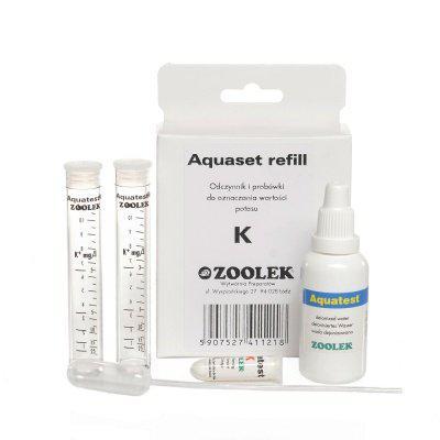 Реагент тесту на вміст калію Zoolek Aquatest K