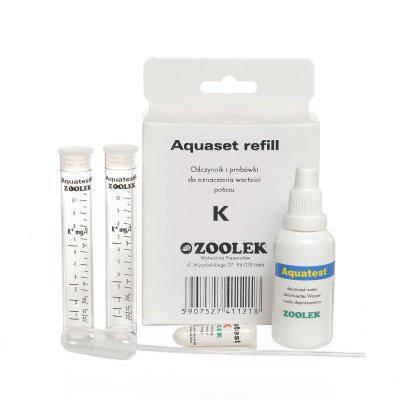 Реагент тесту на вміст калію Zoolek Aquatest K, фото 2