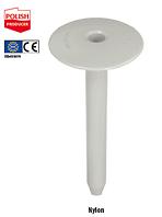 Дюбель для кровли LINO 13х35 мм. для крепления термоизоляции на плоской кровле Wkret-Met, 700 шт.