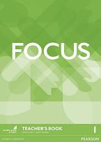Focus 1 Teacher's Book + DVD-ROM