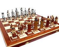 Элитные большие шахматы Грюнвальд С-160 с оригинальными фигурами