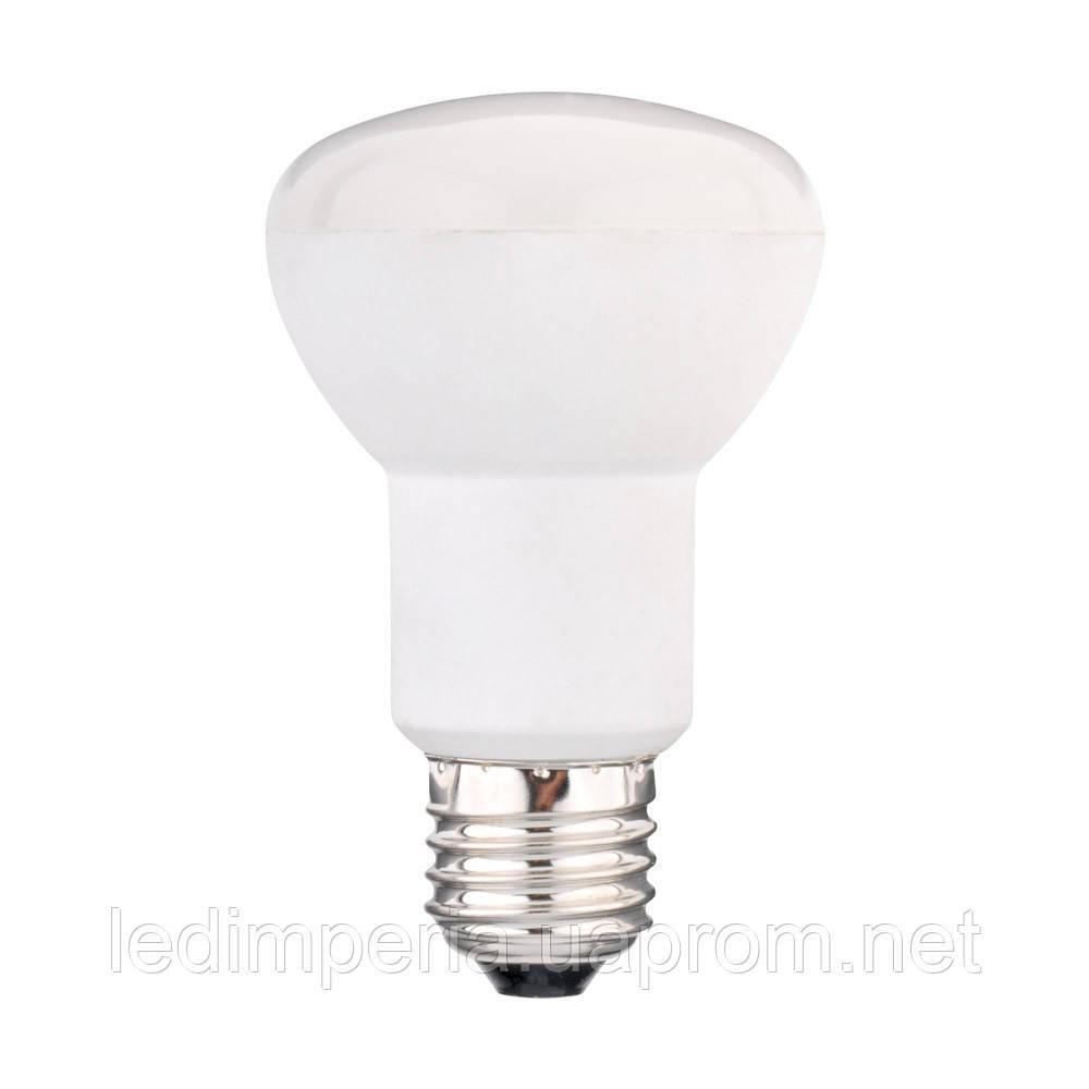 Лампа светодиодная Electrum R63 LR-24 8W E27 4000K алюмопласт. корп.