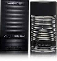 Мужская туалетная вода Ermenegildo Zegna Zegna Intenso (насыщенный свежий аромат) копия
