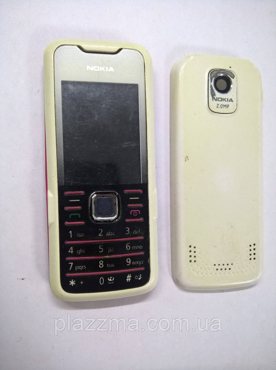 Телефон Nokia 7210c Разборка