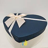 Коробка сердце S 19 x 15 x 7 см