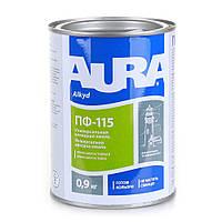 Aura ПФ-115, Салатовая 0,9 кг - Универсальная алкидная эмальдля наружных и внутренних работ.