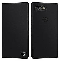 Чехол BlackBerry Key2 FlipCase черный