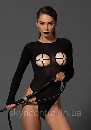 Еротичне боді з відкритими грудьми, фото 2