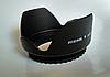 Бленда лепестковая пластиковая объектива  58 мм Canon Nikon Sony Pentax