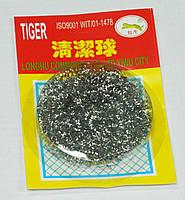 Скребок металлический тигр