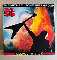 CD диск Michael Schenker Group - Assault Attack