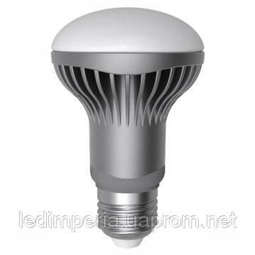 Лампа светодиодная Electrum R63 LR-21 9W E27 2700K алюм. корп.
