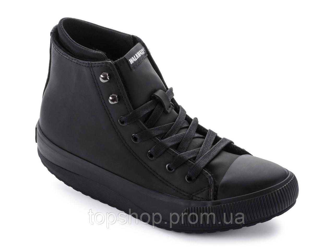 e1a86352 Кеды высокие Walkmaxx Comfort 3.0 40 Длина стопы 26,5 см Серый - TopShop -