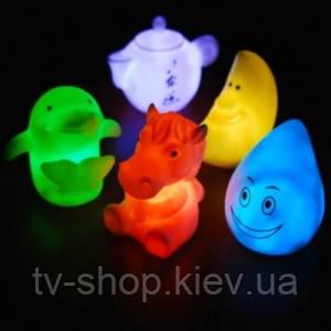 Набор светодиодных LED ночников (3шт)