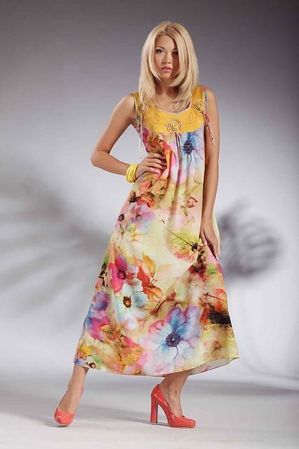 Женское платье Виорика