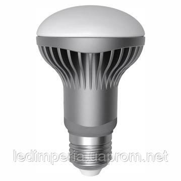 Лампа светодиодная Electrum R63 LR-21 9W E27 4000K алюм. корп.