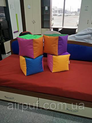 Кресло-кубик (ткань Оксфорд), размер 30*30 см, фото 2