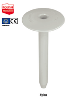 Дюбель для кровли LINO 13х85 мм. для крепления термоизоляции на плоской кровле Wkret-Met, 400 шт.