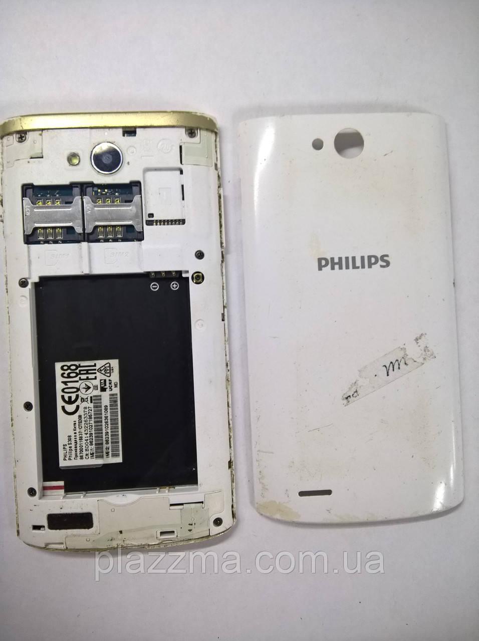 Смартфон Philips s308 Разборка