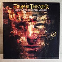 CD диск Dream Theater – Metropolis Pt. 2 Scenes From A Memory , фото 1