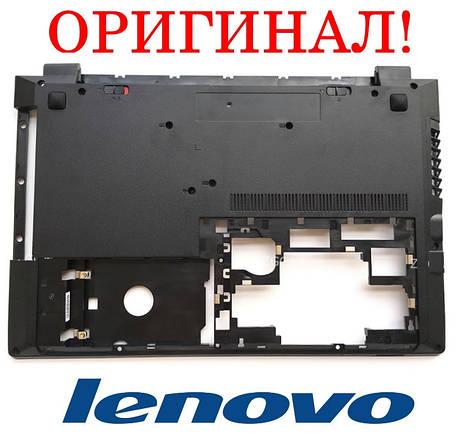 Оригинальный корпус (низ) Lenovo b51-30 b51-80 n50-45 n50-70 n50-80 - поддон (корыто), фото 2