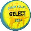 Мяч для пляжного волейбола Select Beach Volley New размер 4