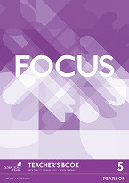 Focus 5 Teacher's Book + DVD-ROM